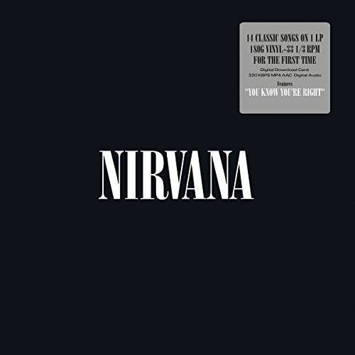 Nirvana - Nirvana (1 LP) [Vinyl LP] - Preis vom 03.09.2020 04:54:11 h