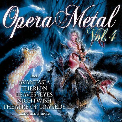 Various - Opera Metal Vol.4 - Preis vom 10.04.2021 04:53:14 h