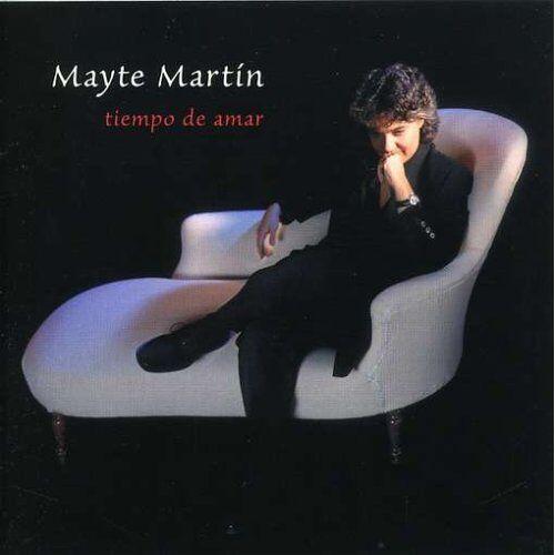 Mayte Martin - Tiempo de Amar - Preis vom 01.03.2021 06:00:22 h