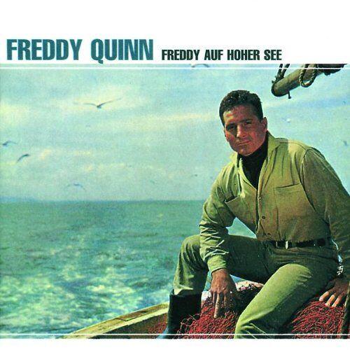 Freddy Quinn - Freddy auf Hoher See - Preis vom 03.09.2020 04:54:11 h