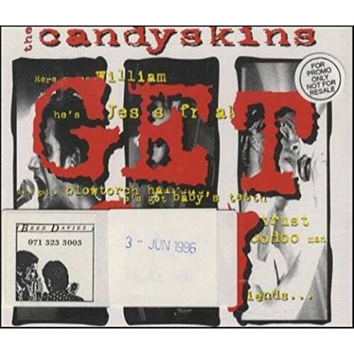 The Candyskins - Get on - Preis vom 12.05.2021 04:50:50 h