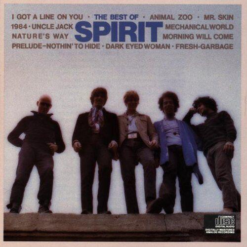 Spirit - The Best of Spirit - Preis vom 09.04.2021 04:50:04 h