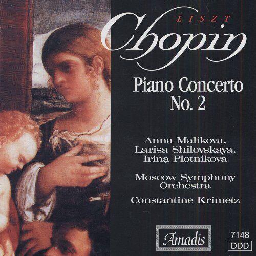 Chopin - Klavierkonzert 1 & 2 - Preis vom 20.10.2020 04:55:35 h