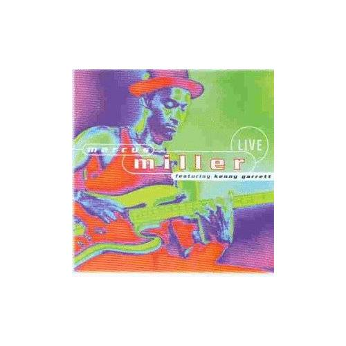 Marcus Miller - Marcus Miller (Live) - Preis vom 20.10.2020 04:55:35 h