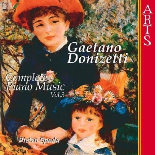 Pietro Spada - Klaviermusik Vol. 3 - Preis vom 18.02.2020 05:58:08 h