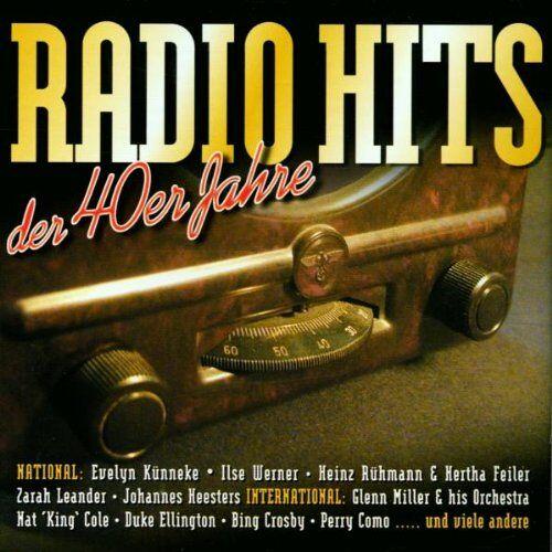 Various - Radio Hits Der 40er Jahre - Preis vom 08.12.2019 05:57:03 h