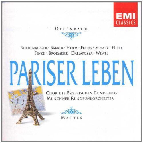 Anneliese Rothenberger - Offenbach: Pariser Leben - Preis vom 06.09.2020 04:54:28 h