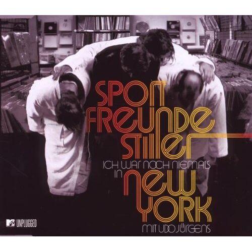 Sportfreunde Stiller - Ich War Noch Niemals in New York (MTV-Unpl.)(2-Tr) - Preis vom 22.10.2020 04:52:23 h