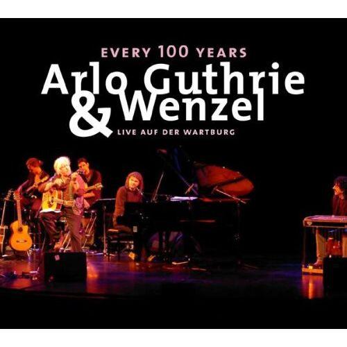 Arlo Guthrie - Every 100 Years-Live auf der Wartburg - Preis vom 08.05.2021 04:52:27 h