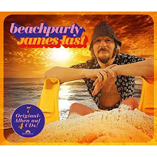 James Last - Beachparty - Preis vom 27.02.2021 06:04:24 h