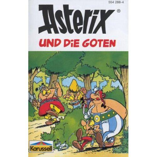 Asterix - 7: Asterix und die Goten [Musikkassette] - Preis vom 12.04.2021 04:50:28 h
