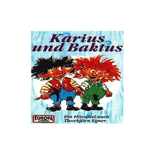 Karius und Baktus - Karius und Baktus [Musikkassette] - Preis vom 20.10.2020 04:55:35 h