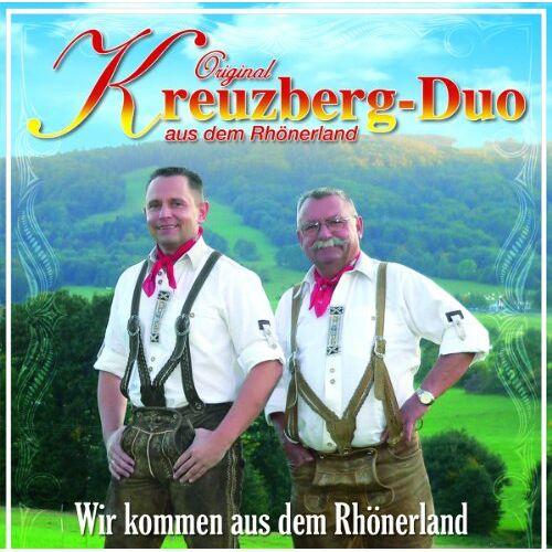 DUO Wir Kommen aus dem Rhönerland - Preis vom 03.12.2020 05:57:36 h