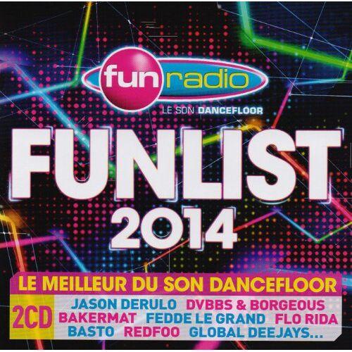 Various - Funlist 2014 - Preis vom 20.10.2020 04:55:35 h