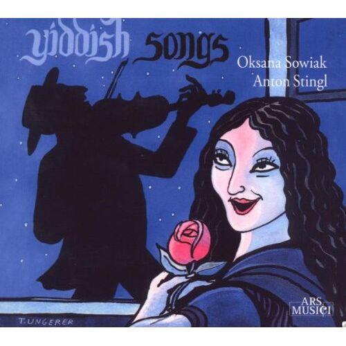 Oksana Sowiak - Yiddish Songs - Preis vom 12.08.2019 05:56:53 h