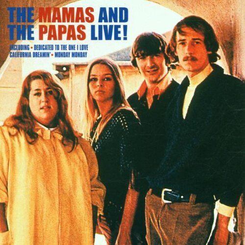 Mamas & Papas - The Mamas and Papas Live - Preis vom 17.01.2021 06:05:38 h