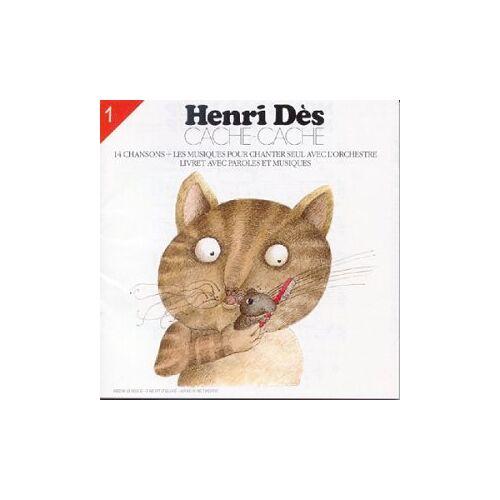 Henri des - Cache-Cache - Henri Des Vol 1 - Preis vom 06.09.2020 04:54:28 h
