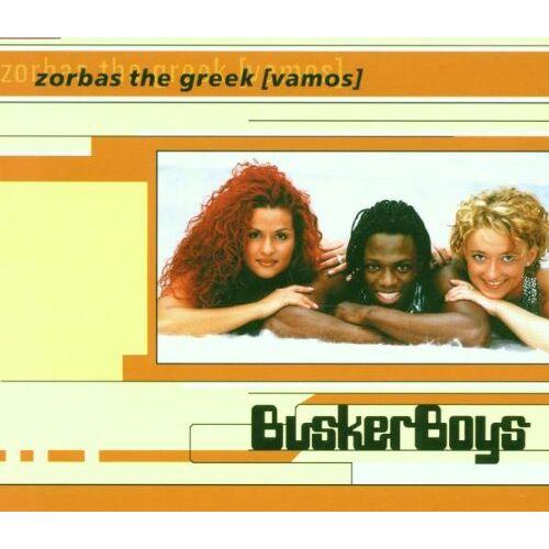 Busker Boys - Zorbas the Greek - Preis vom 21.10.2020 04:49:09 h