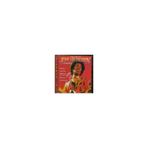 Jimi Hendrix - The Great Jimi Hendrix - Preis vom 13.05.2021 04:51:36 h