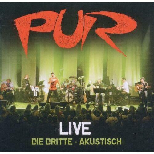 Pur - Live-die Dritte (Akustisch) - Preis vom 02.12.2020 06:00:01 h
