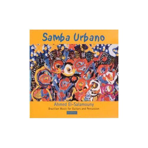Ahmed El-Salamouny - Samba Urbano - Preis vom 03.12.2020 05:57:36 h