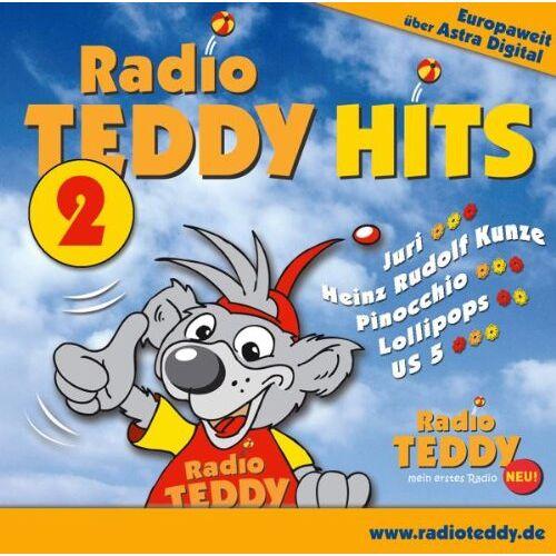 Various - Radio Teddy Hits Vol. 2 - Preis vom 04.09.2020 04:54:27 h