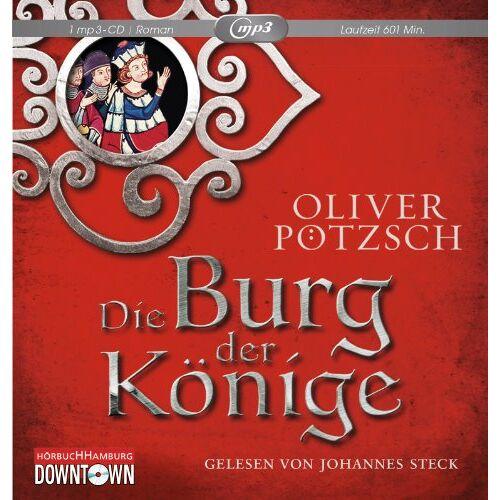 Oliver Pötzsch - Die Burg der Könige: 2 CDs - Preis vom 20.10.2020 04:55:35 h