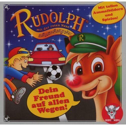 Rudolph mit der Roten Nase - Rudolph-Dein Freund auf Allen - Preis vom 12.05.2021 04:50:50 h