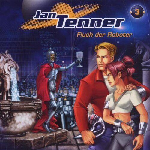 Jan Tenner - Jan Tenner, Folge 3: Fluch der Roboter - Preis vom 15.05.2021 04:43:31 h