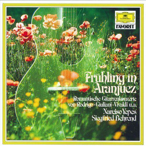 Yepes - Frühling in Aranjuez - Preis vom 20.10.2020 04:55:35 h