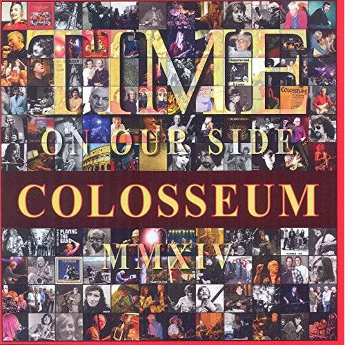 Colosseum - Time on Our Side - Preis vom 05.05.2021 04:54:13 h