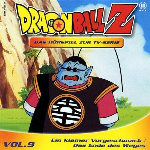 Dragonball Z - Dragon Ball Z - Folge 9: Ein kleiner Vorgeschmack / Das Ende des Weges - Preis vom 25.02.2021 06:08:03 h