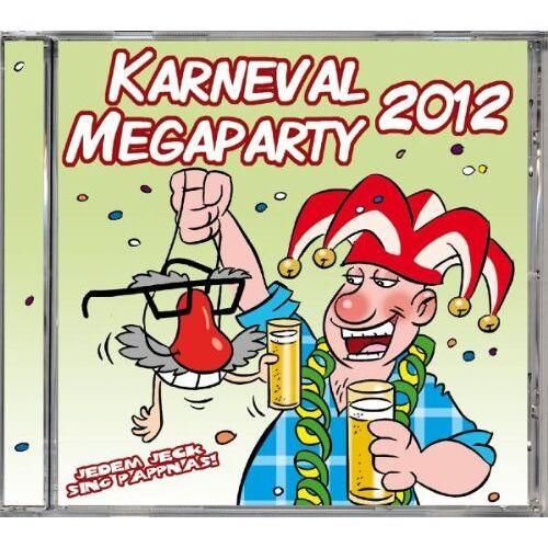 Karneval! - Karneval Megaparty 2012 - Preis vom 04.10.2020 04:46:22 h
