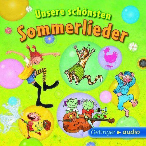 - Unsere schönsten Sommerlieder (CD) - Preis vom 23.02.2021 06:05:19 h