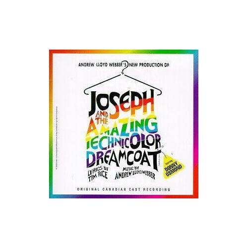 Original Canadian Cast Record - Joseph & Amazing Technicolour - Preis vom 22.04.2021 04:50:21 h