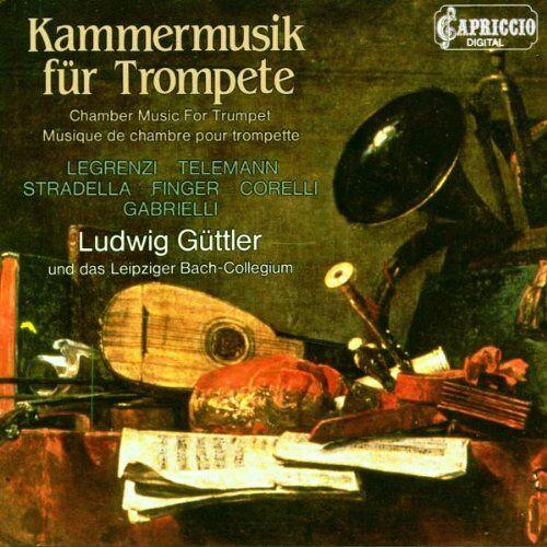 Güttler - Kammermusik für Trompete - Preis vom 21.10.2020 04:49:09 h