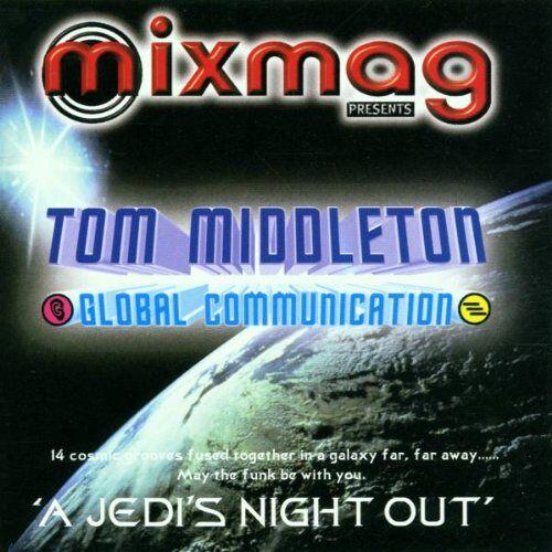 Tom Middleton - A Jedi's Night Out - Preis vom 05.09.2020 04:49:05 h