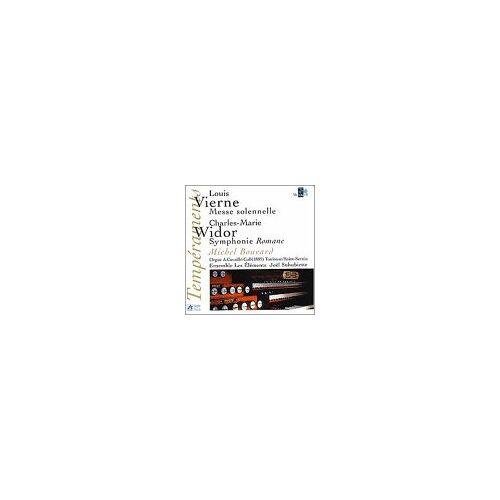 M. Bouvard - Messe Solennelle/Symph.Romane - Preis vom 27.02.2021 06:04:24 h