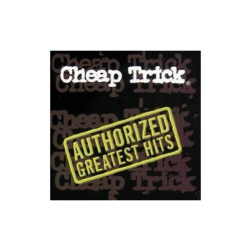 Cheap Trick - Authorized Greatest Hits - Preis vom 09.05.2021 04:52:39 h
