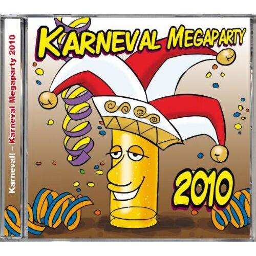 Karneval! - Karneval Megaparty 2010 - Preis vom 11.05.2021 04:49:30 h