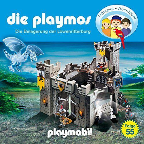 die Playmos - Die Playmos / Folge 55 / die Belagerung der Löwenritterburg - Preis vom 21.01.2021 06:07:38 h