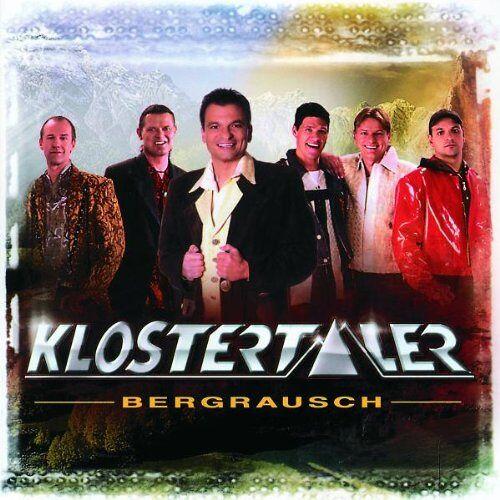 Klostertaler - Bergrausch - Preis vom 20.10.2020 04:55:35 h
