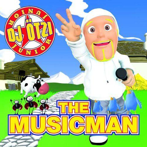 DJ Ötzi Junior - The Musicman - Preis vom 28.02.2021 06:03:40 h