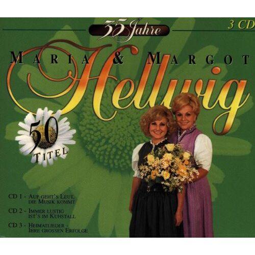 Hellwig, Maria & Margot - 35 Jahre Maria und Margot Hell - Preis vom 11.05.2021 04:49:30 h