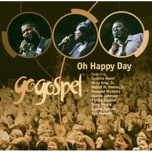 Various - Gogospel (Oh Happy Day) - Preis vom 18.04.2021 04:52:10 h