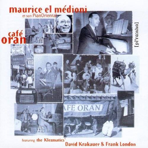 Maurice El Medioni - Cafe Oran - Preis vom 28.03.2020 05:56:53 h