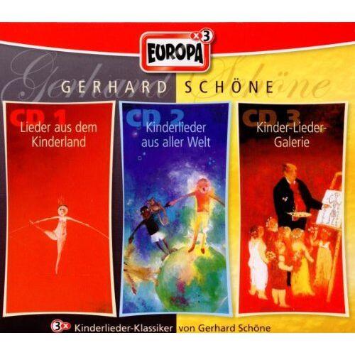 Gerhard Schöne - Gerhard Schöne Box - Preis vom 18.04.2021 04:52:10 h