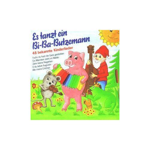 Various - Es Tanzt Ein Bi-Ba-Butzemann - Preis vom 19.10.2020 04:51:53 h