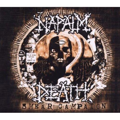 Napalm Death - Smear Campaign-Ltd. - Preis vom 20.10.2020 04:55:35 h