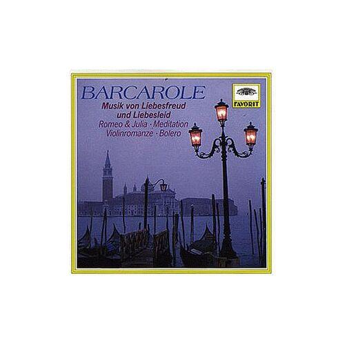 Various - Favorit - Barcarole - Preis vom 11.04.2021 04:47:53 h